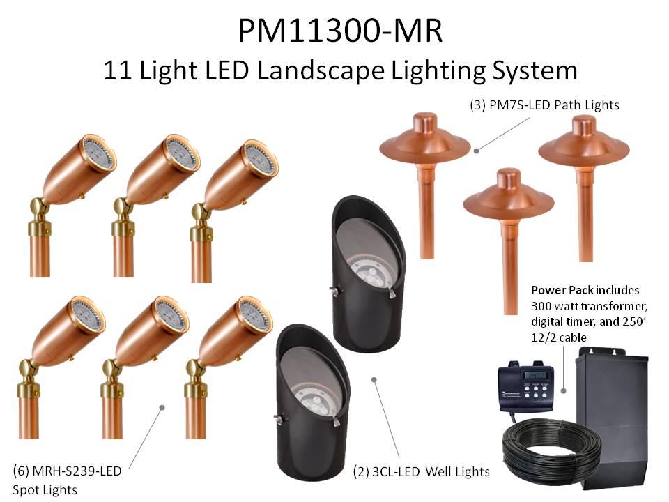 diy lighting kits - Landscape Lighting Kits