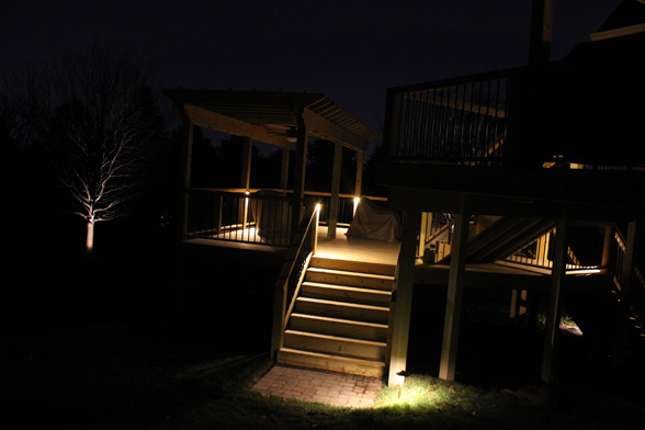 Decking Home Lighting