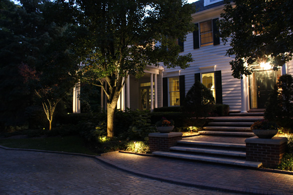 Home Landscape Outdoor Lights