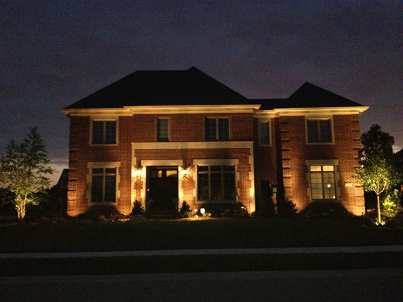 Home Outdoor Lighting - Midwest Lightscapes | Outdoor & Landscape ...