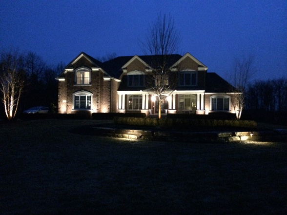 Home Lights Outdoors
