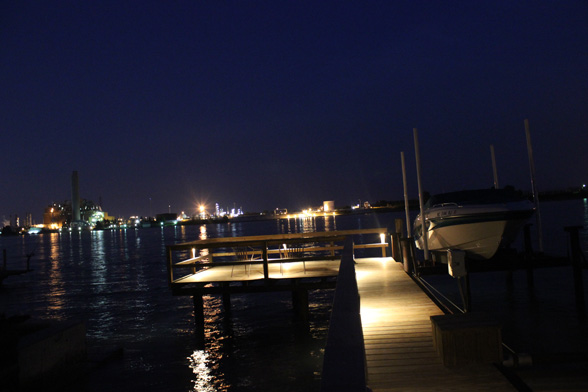 Safety Dock Lights