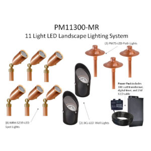 Diy led lighting midwest lightscapes outdoor landscape pm 11300 mr l led diy do it aloadofball Choice Image